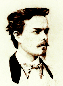 Jakob Paul Burkhardt (1849-1928)