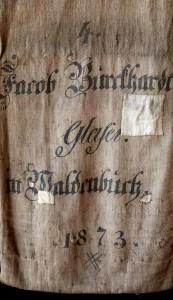 Getreide und Mehlsack von Burkhardts
